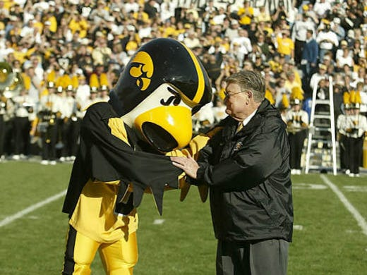 Herky S Locker Room Des Moines