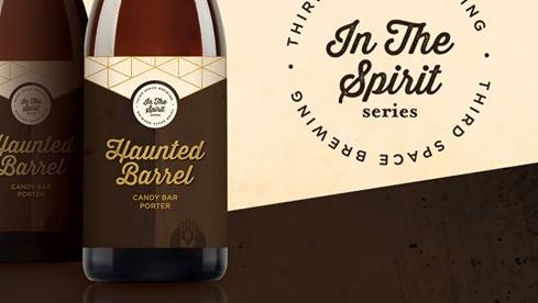 Third Space will introduce its first barrel-aged beer on Saturday.