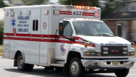 An 11-year-old boy was taken to a hospital after being struck by a vehicle on Monday.