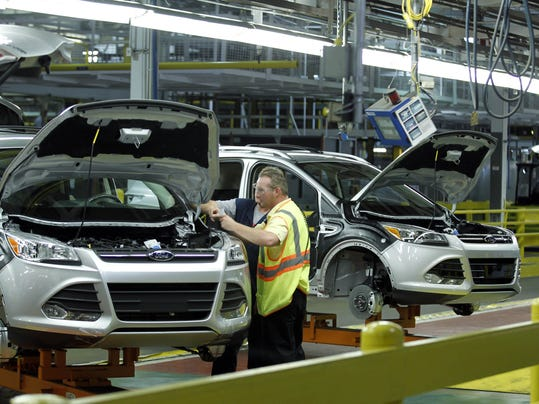 Job cuts at ford motor co won 39 t affect two louisville for Ford motor company employee login