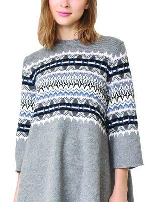 "6397 ""Fair Isle"" sweater, $495, Shopbop.com."