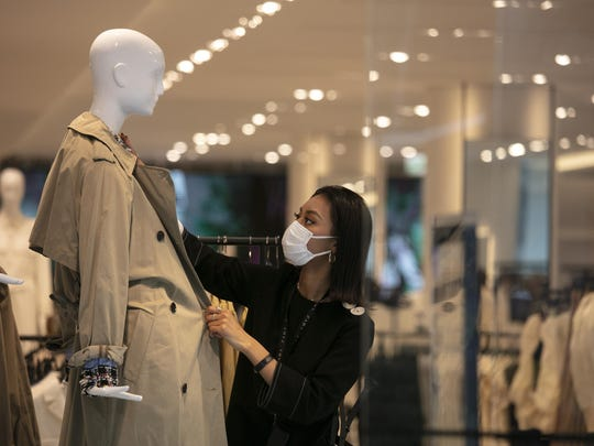 Japan's economic growth plunged into recession in the first quarter as the coronavirus pandemic squelched production, exports and spending, and fears are growing worse times may lie ahead, according to a report on Monday.