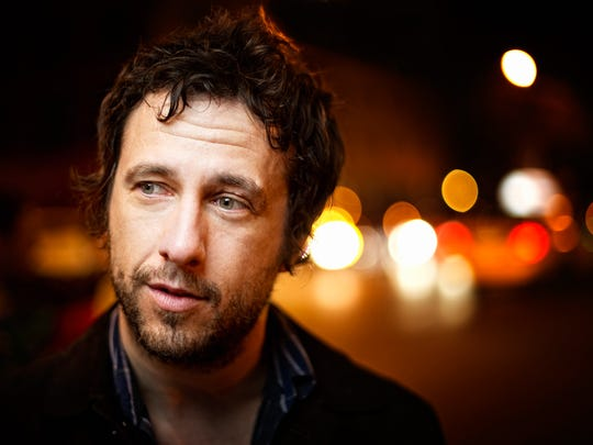 Portrait of musician, Will Hoge