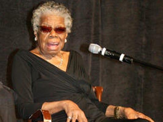 Poet And Essayist Maya Angelou Dies At 86