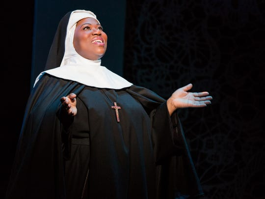 """Melody Betts, a veteran of the Milwaukee Repertory Theater's """"A Christmas Carol,"""" plays Mother Abbess in """"The Sound of Music."""""""