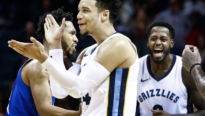 The Grizzlies' Dillon Brooks has been selected to participate in the NBA's Rising Stars Challenge during All-Star weekend.