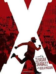 'X: A Novel' by Ilyasah Shabazz and Kekla Magoon