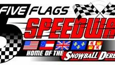 Five Flags Speedway is located in Pensacola.