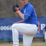 Kyle Cahill has emerged as one of the top pitchers for Seton Hall this season. The sophomore hurler from Tinton Falls and Monmouth Regional has a 6-1 record with a stingy ERA.