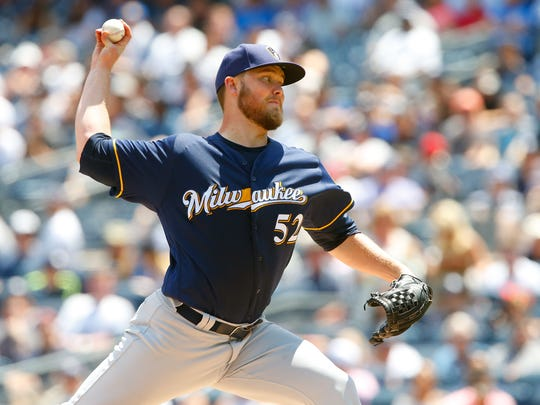 After pitching in a simulated game Thursday, Jimmy Nelson will get his next action Monday in a Cactus League game against the White Sox.