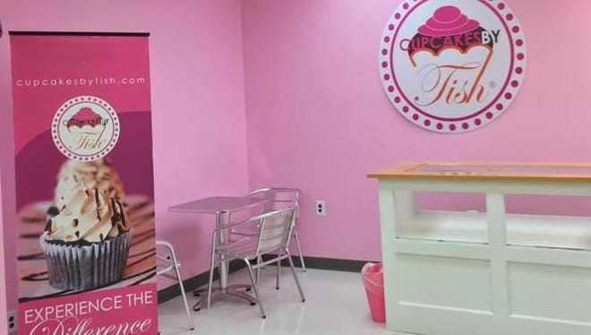 Cupcakes by Tish is opening its third location on Maxwell Air Force Base in Montgomery.