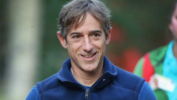 Zynga founder Mark Pincus