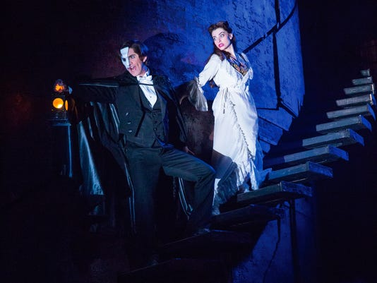 'Phantom of the Opera' at PAC