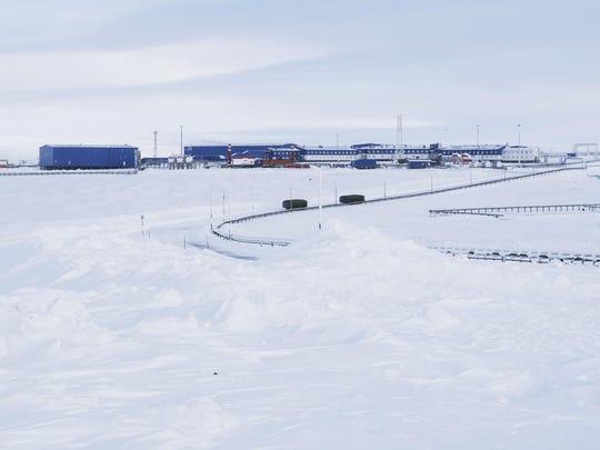 Russia Arctic Base (2)