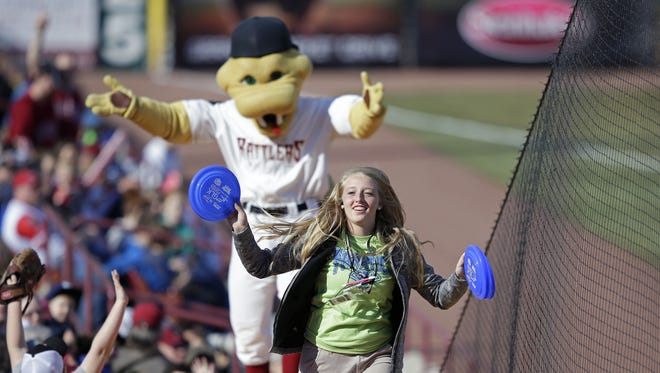The Wisconsin Timber Rattlers will open Fox Cities Stadium for the new season on Saturday.