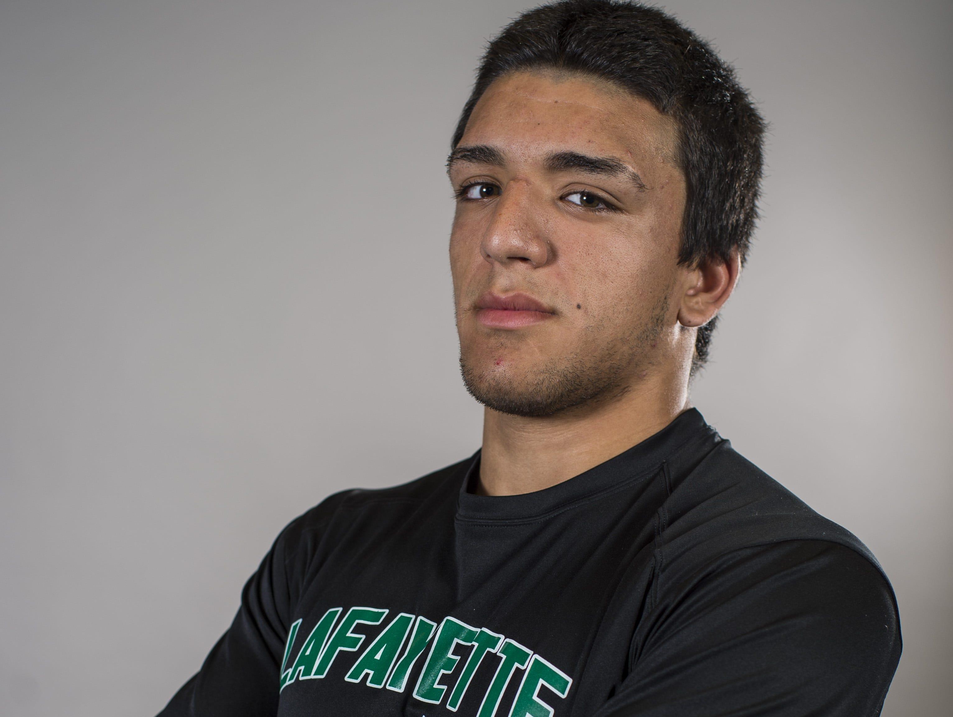Rodrigo Diaz, Lafayette High School
