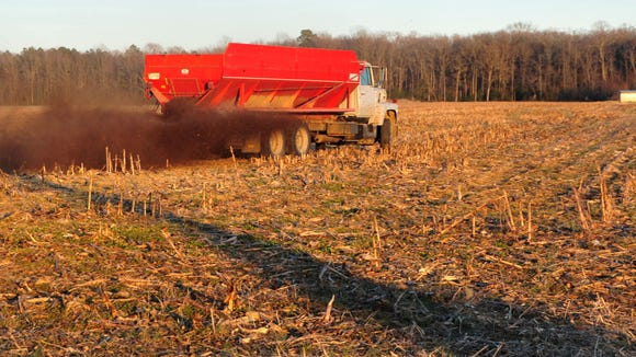A new manure-to-energy plant in Somerset County promises