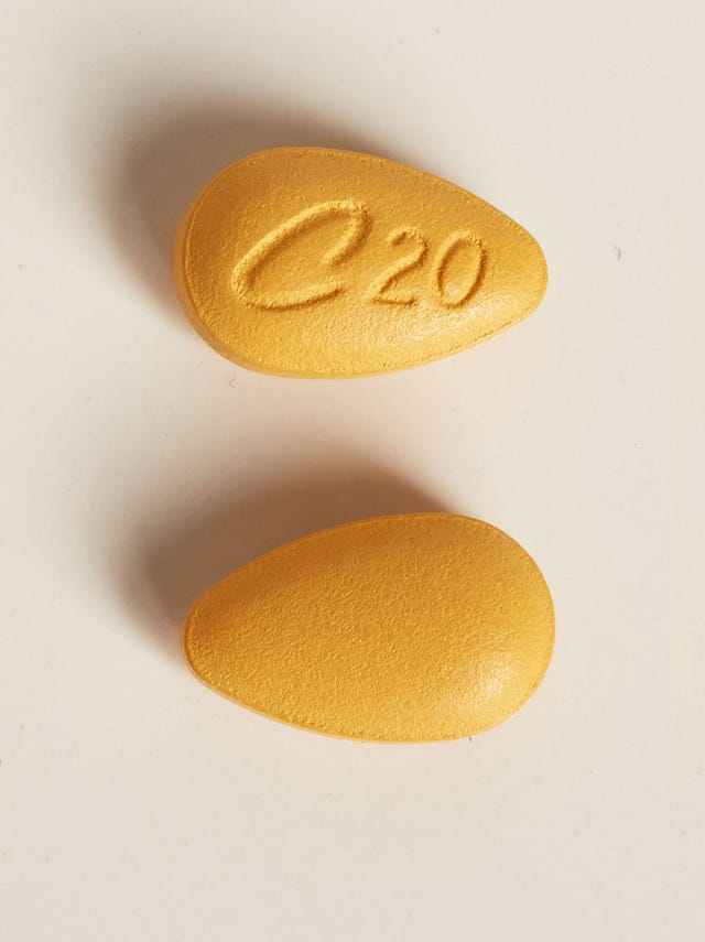 Drug Maker Wants To Sell Cialis Over The Counter Drug maker wants to sell Cialis over the counter Orange Things orange 020 pill