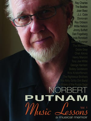 """""""Music Lessons, Vol. 1"""" by Norbert Putnam"""