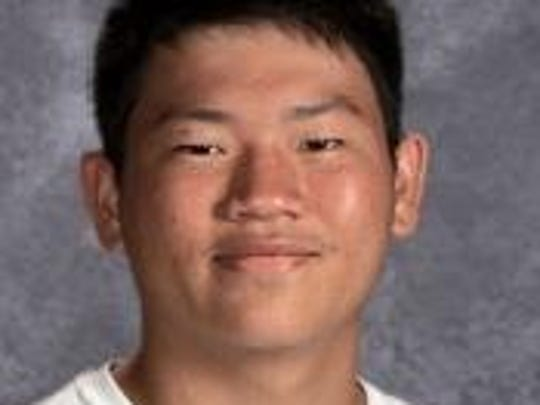 Kim Ueng, a Washington High School student, is one