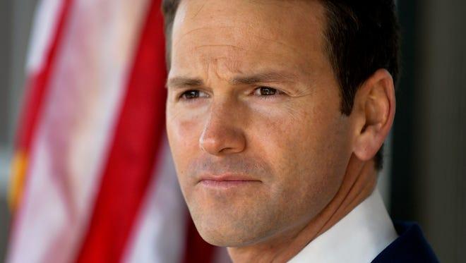 Rep. Aaron Schock, R-Ill.