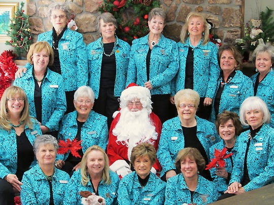 The Ruidioso Valley Greeters will host the Ruidoso Christmas Jubilee.