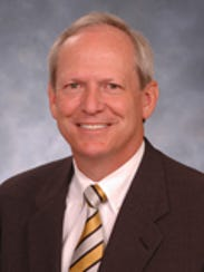 Former state Rep. Jim Harrison