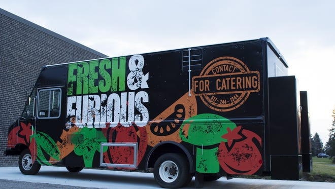 Fresh & Furious, a student-run food truck, is coming to downtown Lansing.