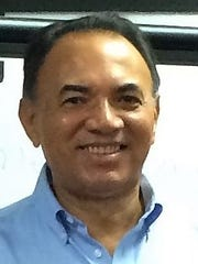 Nelson Calzadilla, board president of the West Texas