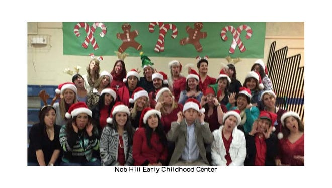 Merry Christmas from Nob Hill Early Childhood Center.
