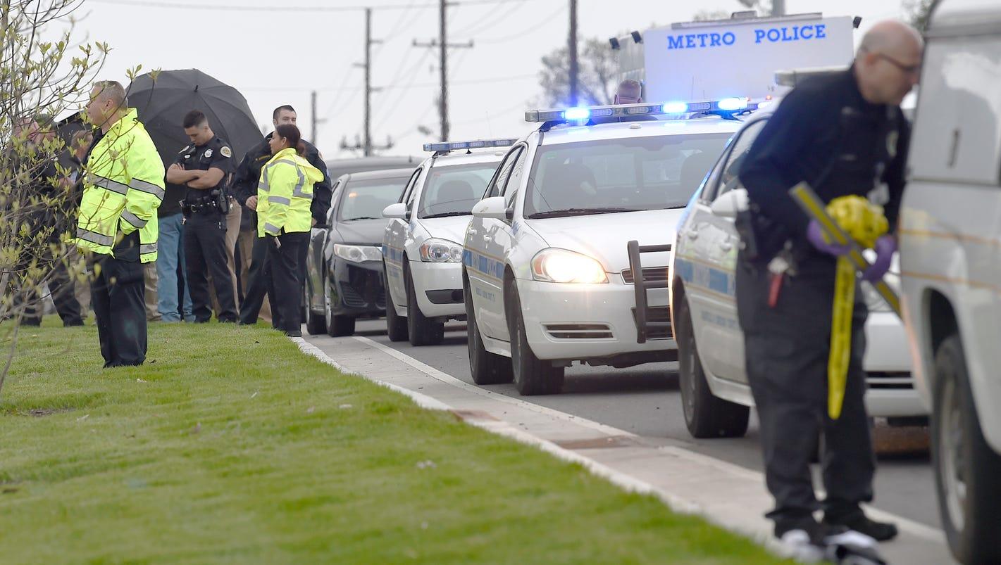 Waffle House shooting witness describes scene: 'My heart was beating, my limbs weren't working'