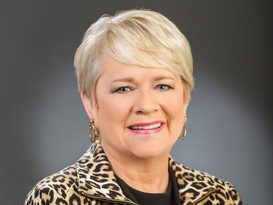 Diane Ellis is Chico's brand president for Fort Myers-based