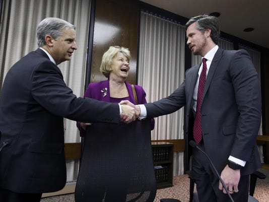 Mark D. Obenshain, Glen H. Sturtevant, Janet D. Howell