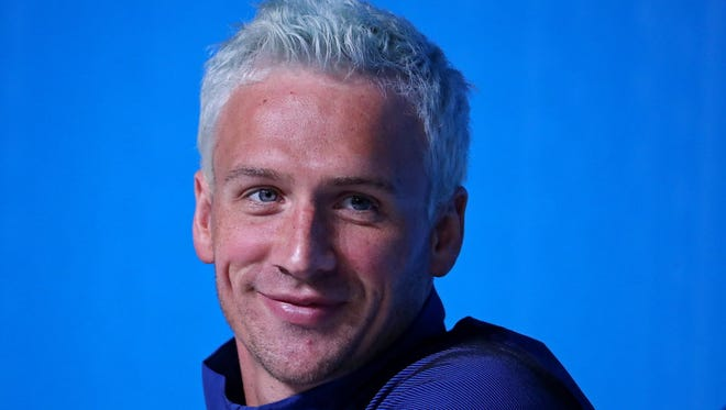 Ryan Lochte and three other U.S. swimmers fabricated a story that they were held up at gunpoint during the Olympics,  authorities in Rio de Janeiro said on Thursday.