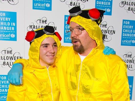 UNICEF Halloween Ball - Arrivals