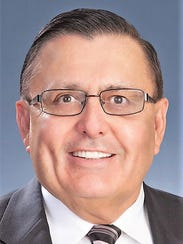 Fernie Rico, El Paso Water chief operations officer.