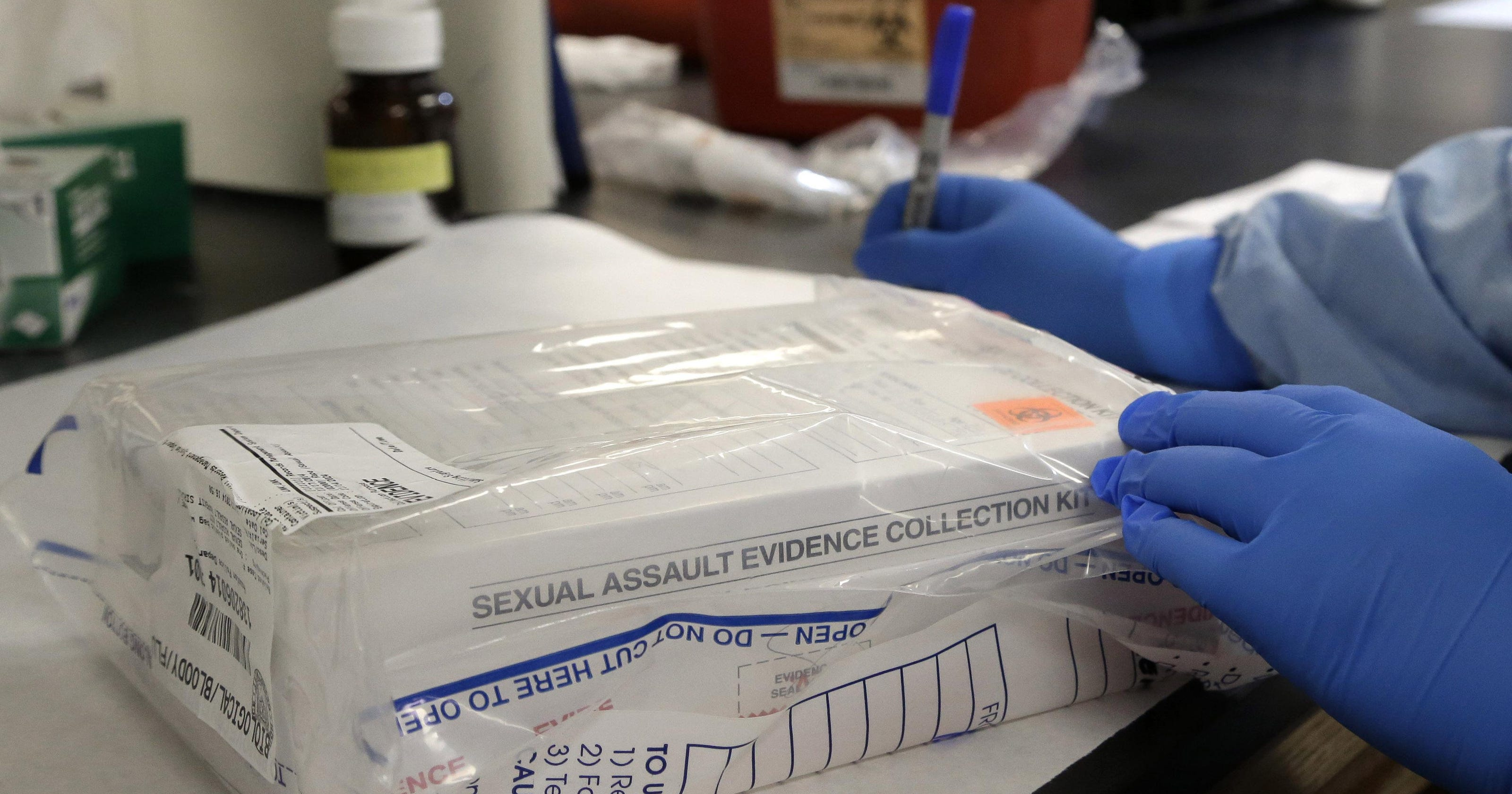 Fdle Hundreds Of Untested Rape Kits Found In Swfl