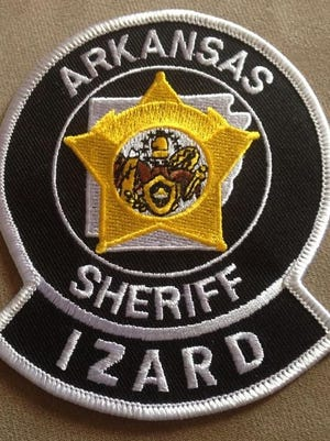 Izard County Sheriff's Office patch