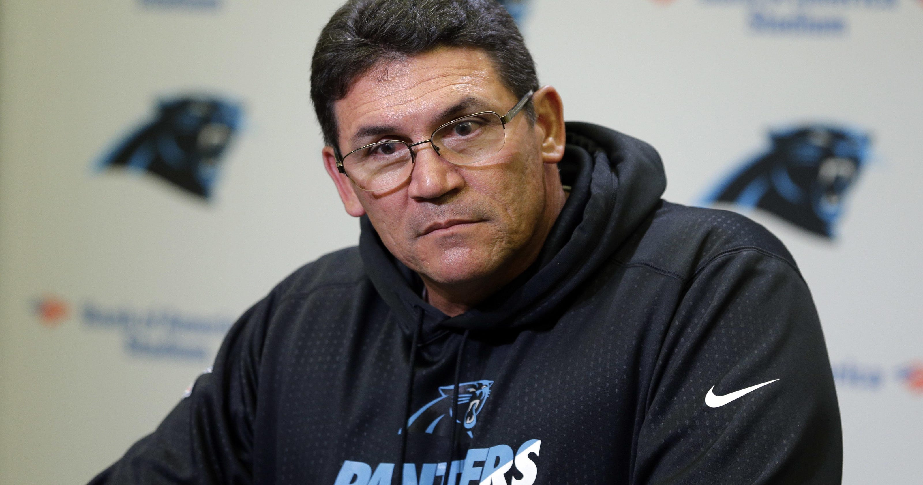 Rivera  NFL should consider ejecting players for  targeting  6cdfd8603