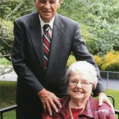 Anniversaries: Richard Sluder & June Sluder