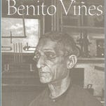 The cover of the new book about Father Benito Vines.