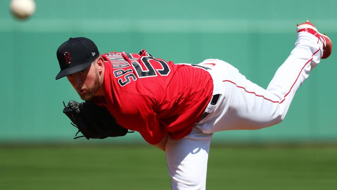 Jeffrey Springs was one of two pitchers recalled by the Red Sox on Saturday.
