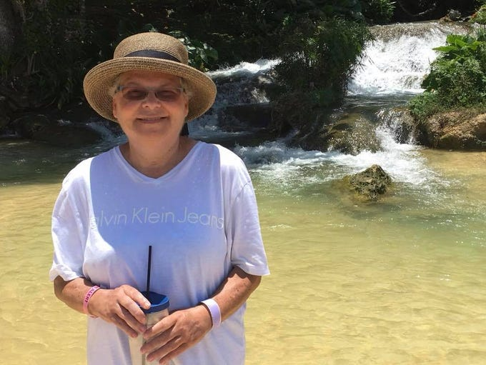 Susan Shamberger, 56, died on Jan. 25.