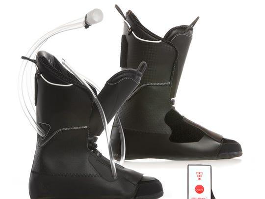 Ertlrenz Trim Heat and Foam Heat ski boot liners can overheat when charging, posing a fire hazard.