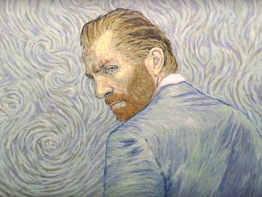 indy artist helps paint van gogh to life in monumental new animated film