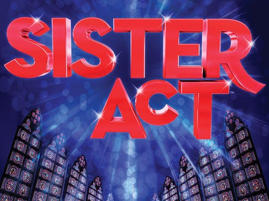 """Sister Act: The Musical"" will be playing at the Wichita Theatre."