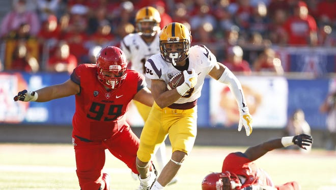 There are 34 former Arizona high school football standouts on his team's roster for the 2015 season (as of June 21, 2015).