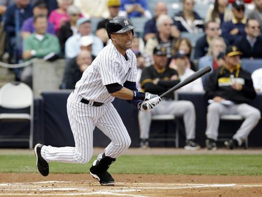 Yankees Derek Jeter