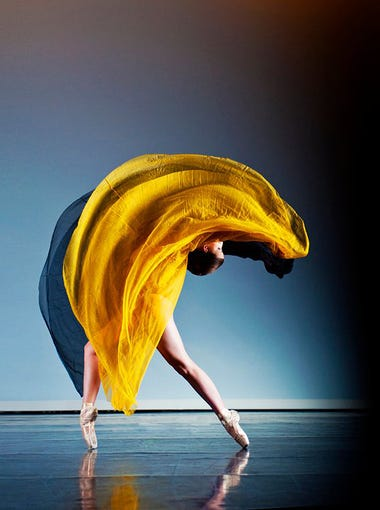 Convergence Ballet Company: 'Metempsychosis' | Classically