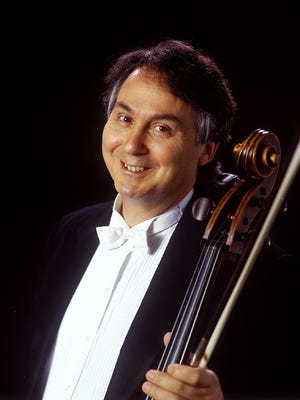 Acclaimed cellist Ralph Kirschbaum is set to perform at several venues this week as part of the El Paso Pro-Musica Chamber Music Festival